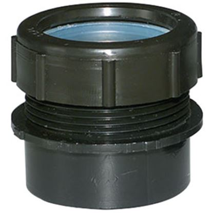 "Picture of Lasalle Bristol  1.5"" Male Spigot X 1.25"" MPT ABS Trap Adapter Waste Valve Fitting 632801A2 69-6012"