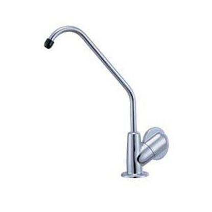 Picture of Relaqua  Chrome w/Single Knob Kitchen Faucet w/Swivel Spout ALK-9001 69-7083