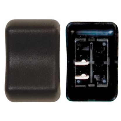 Picture of Diamond Group  White 125V/ 16A SPST Rocker Switch For Water Heaters 2G-56 69-8789