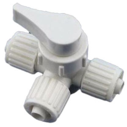 "Picture of Flair-It  1/2"" PEX 3-Way Plastic Fresh Water By-Pass Valve 16910 72-0814"