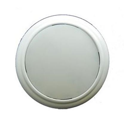 """Picture of Command  Single 4.85""""Diax3/4""""D Warm White 9 To 30 Volts LED Under cabinet Light w/ Switch 001-1020W 93-0001"""